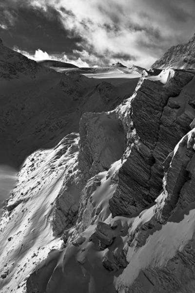 Photograph - Sheer Alps by Neil Shapiro