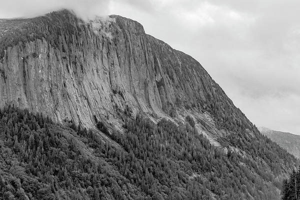 Photograph - Sheer Cliff by Peter J Sucy