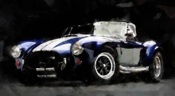Shelby Cobra - 07 Art Print
