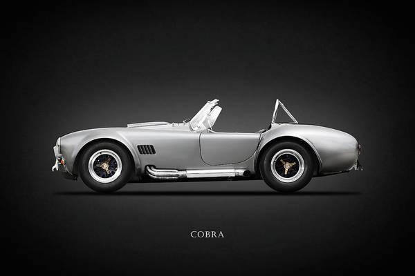 Wall Art - Photograph - Shelby Cobra 427 Sc 1965 by Mark Rogan