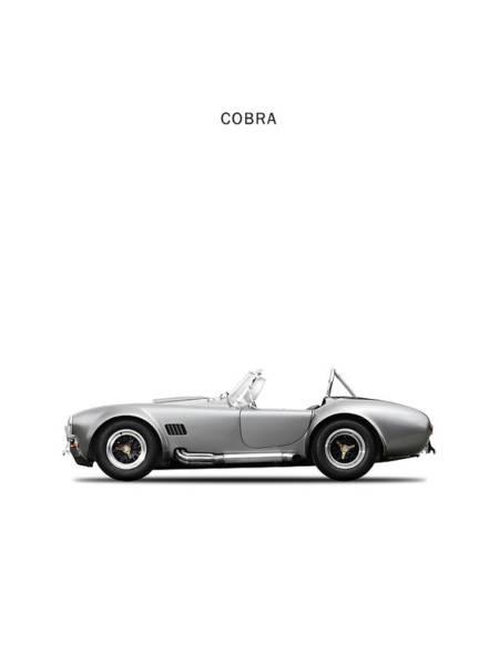 Ac Cobra Wall Art - Photograph - Shelby Cobra by Mark Rogan