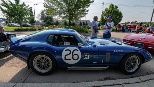Photograph - Shelby Daytona by Randy Scherkenbach