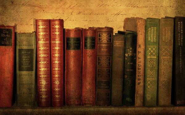 Photograph - Shelf Life by Jessica Jenney