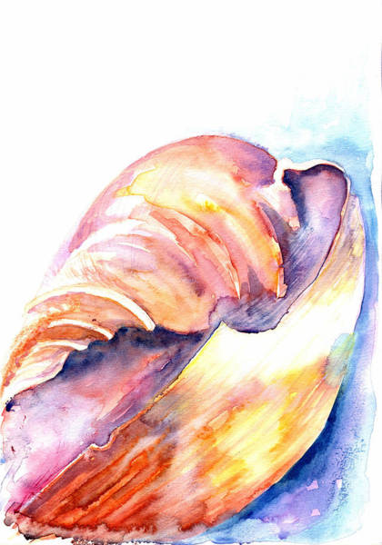 Painting - Shell Mouth by Ashley Kujan