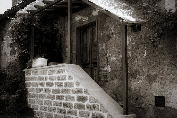Photograph - Shelter by Deborah Scannell