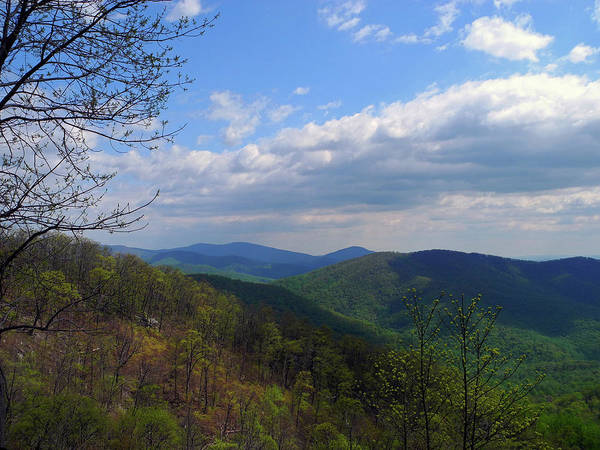 Photograph - Shenandoah Skies by Lynda Lehmann