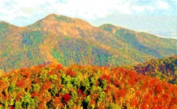 Digital Art - Shenandoah Valley by Caito Junqueira