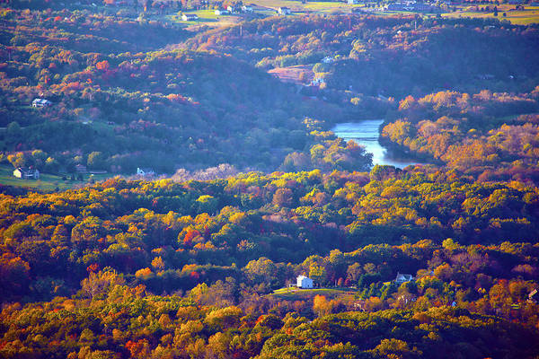 Wall Art - Photograph - Shenandoah Valley by Mitch Cat