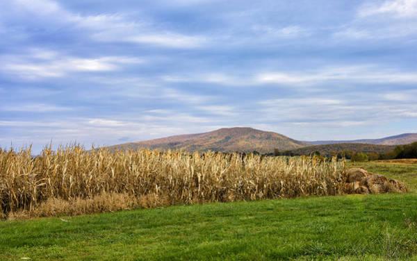 Wall Art - Photograph - Shenandoah Valley Virginia - Autumn Scene by Brendan Reals