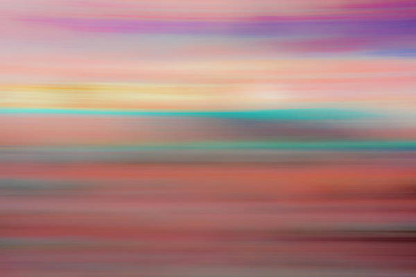 Mixed Media - Sherbet IIi by Shara Weber