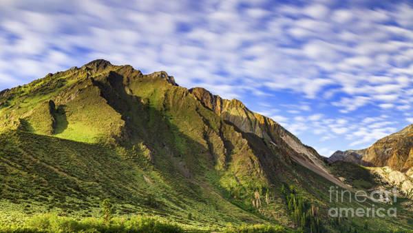 Photograph - Sherwin Range by Anthony Bonafede