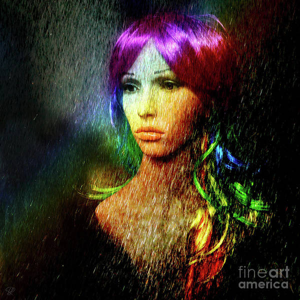 Photograph - She's Like A Rainbow by LemonArt Photography