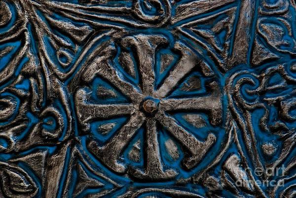 Timeworn Photograph - Shield Of Time by Venetta Archer