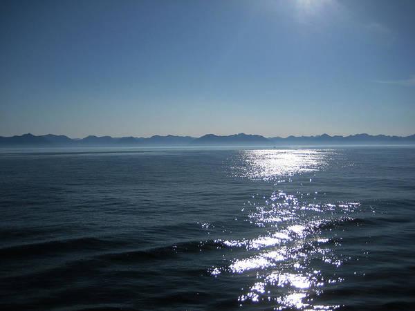 Photograph - Shimmering Sea by Lori Tambakis