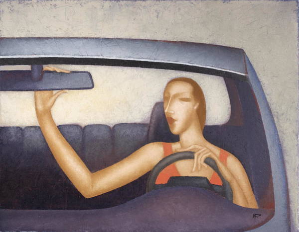 Shining Painting - Shine by Nicolay Reznichenko
