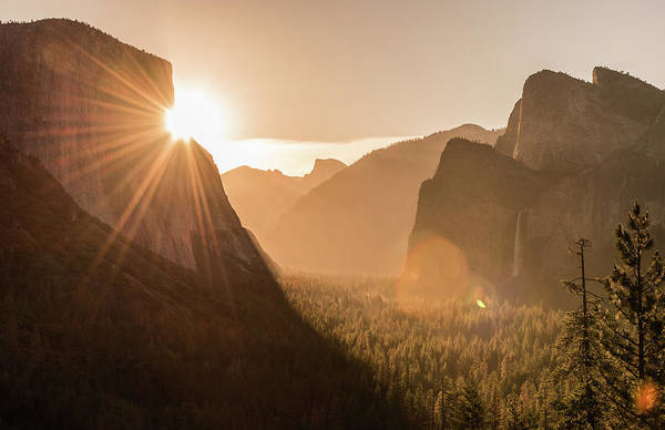 Photograph - Shining El Cap by Kristopher Schoenleber