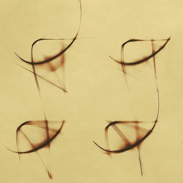 Photograph - Shining Glyph #00 by Dutch Bieber