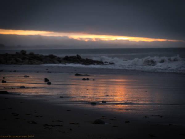 Photograph - Shining Sand by Lora Lee Chapman