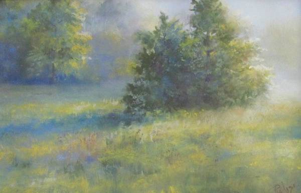 Pastel - Shining Through by Bill Puglisi