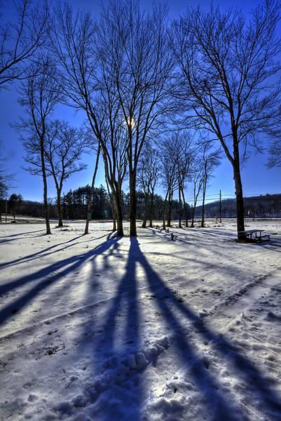 Rutland Photograph - Shining Through by Evelina Kremsdorf