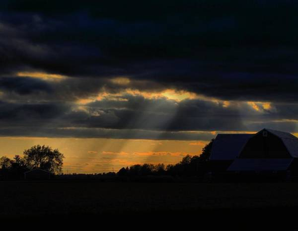 Photograph - Shining Through by Scott Hovind