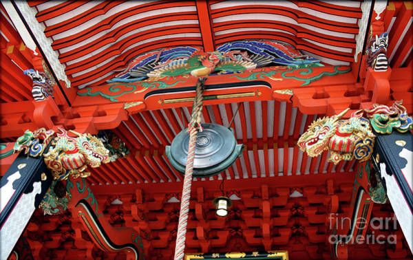 Photograph - Shinto Shrine by Eena Bo