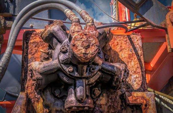 Photograph - Ship Art 052618 by Bill Posner