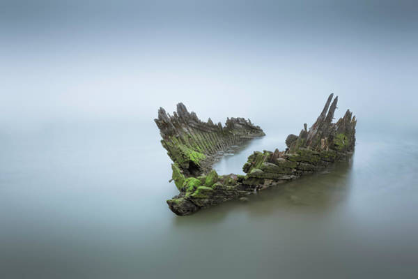 Conyers Photograph - Ship Wreck  by Ian Hufton