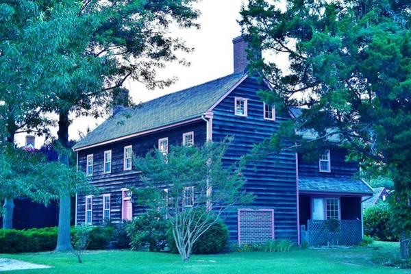 Photograph - Shipcarpenter's Square Home 4 by Kim Bemis