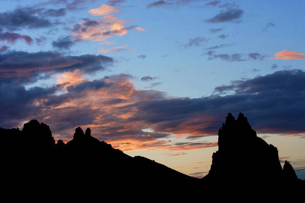 Wall Art - Photograph - Shiprock Sunset 1 by Kevin O'Hare