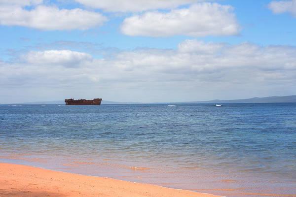 Photograph - Shipwreck Beach by Brad Scott