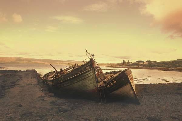Shipwreck Digital Art - Shipwrecked by Billy Soden