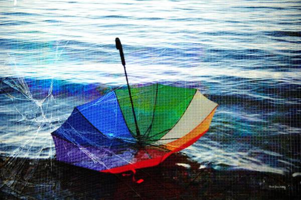 Photograph - Shipwrecked by Randi Grace Nilsberg