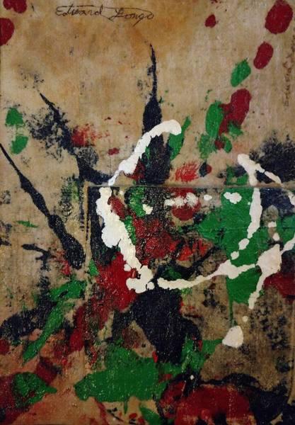 Painting - Shirt Pocket by Edward Longo