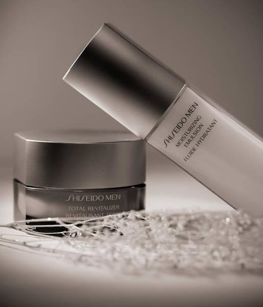 Skin Care Wall Art - Photograph - Shiseido Men by Hyuntae Kim