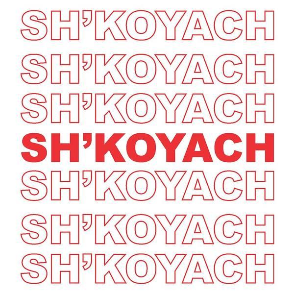 Wall Art - Photograph - Shkoyach Bag by Anshie Kagan