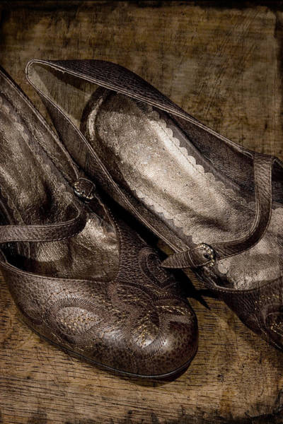 Photograph - Shoes by Andrey  Godyaykin
