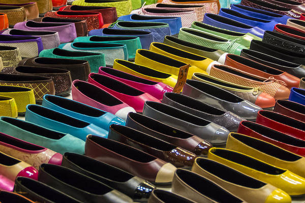 Photograph - Shoes by Gary Lengyel