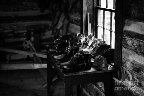 Photograph - Shoes by M G Whittingham
