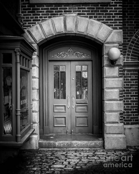 Wall Art - Photograph - Shop Doors by Perry Webster