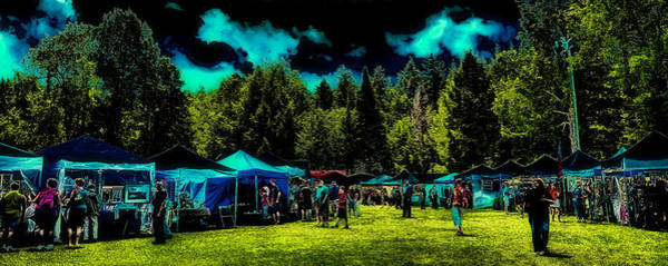 Photograph - Shopping At Arts In The Park by David Patterson