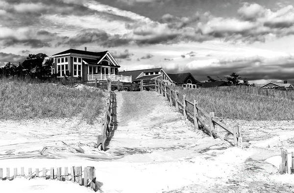 Down The Shore Photograph - Shore House Living On Long Beach Island by John Rizzuto
