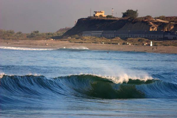 Photograph - Shorebreak Of San Onofre by Brad Scott