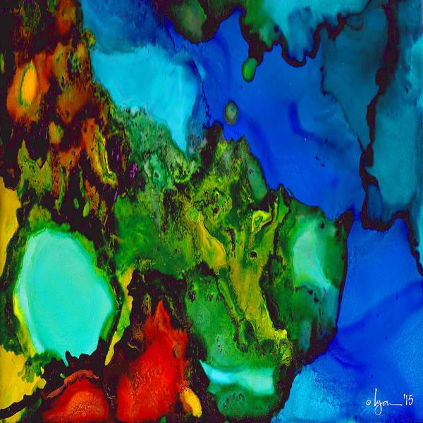 Painting - Shoreline by Angela Treat Lyon