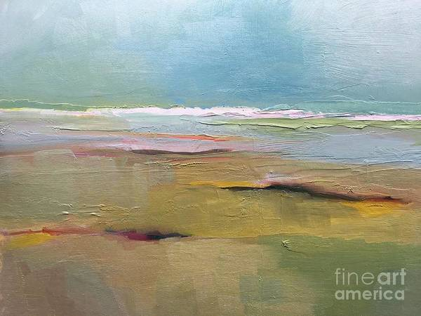 Painting - Shoreline by Michelle Abrams