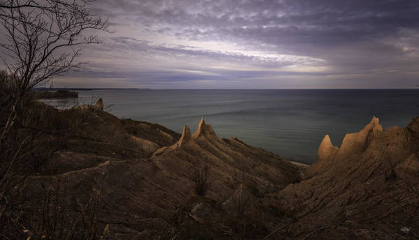 Southern Ontario Photograph - Shoreline Sentries by Everet Regal