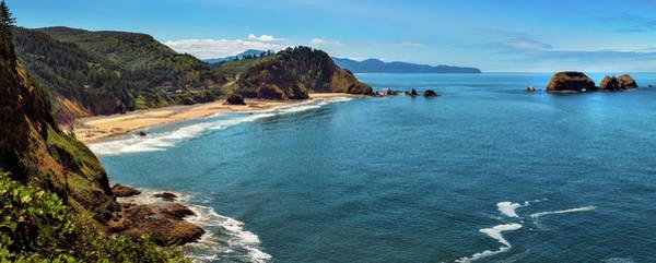 Photograph - Short Beach, Oregon by John Hight