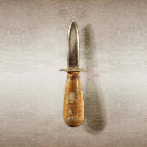 Wall Art - Photograph - Shorty Knife by YoPedro