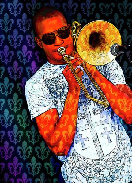 Jazz-funk Wall Art - Photograph - Shorty by Tammy Wetzel