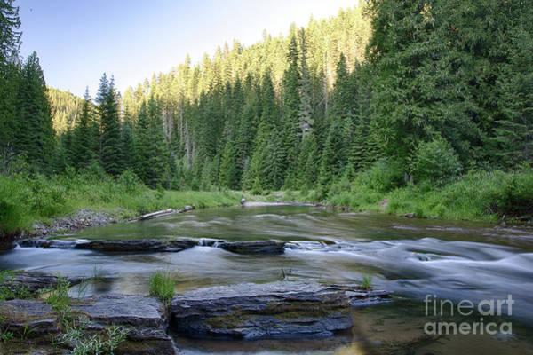 Wall Art - Photograph - Shoshone Creek by Idaho Scenic Images Linda Lantzy